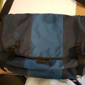 Timbuk2 Messenger Bag Crossbody Strap 24 x 14 Blue